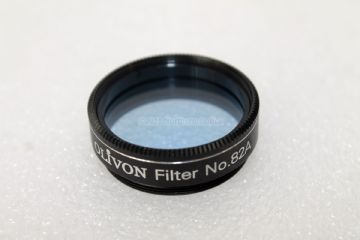"Olivon 1.25"" #82a light blue filter"